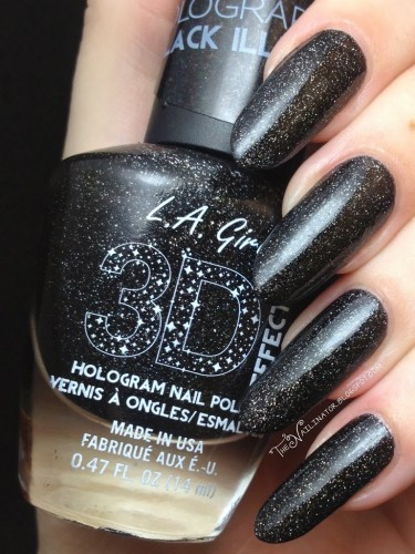 L.A. Girl 3d Effects Black Illusion swatch
