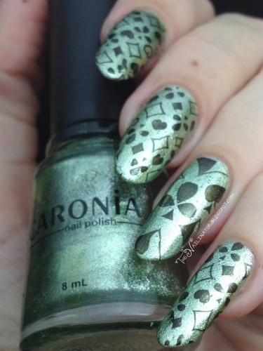 Caronia Lounge with Pueen Stamping