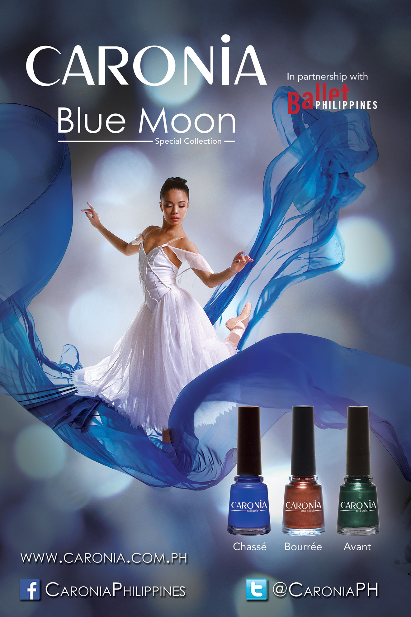 Caronia Blue Moon Collection