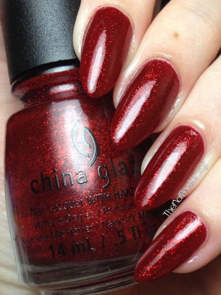 Ruby Pumps Swatch
