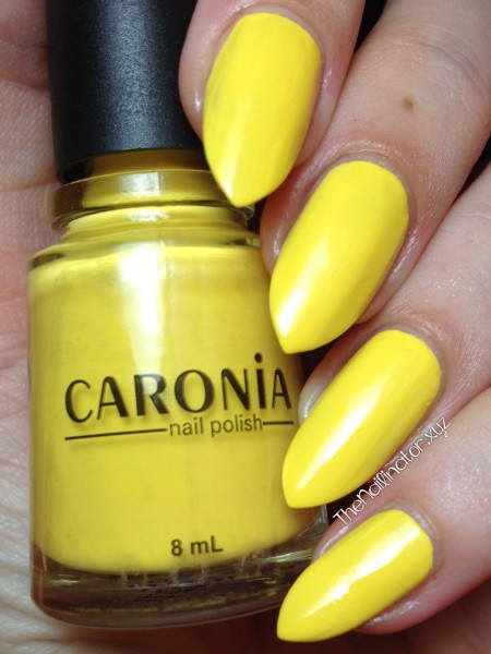 Caronia Sweet Surprise Swatch
