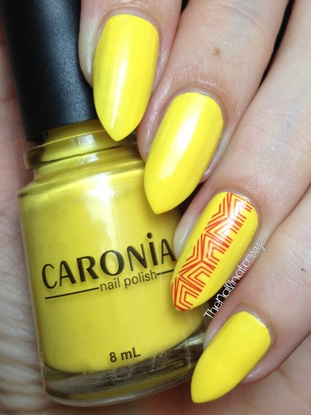 Caronia Sweet Surprise with water decal
