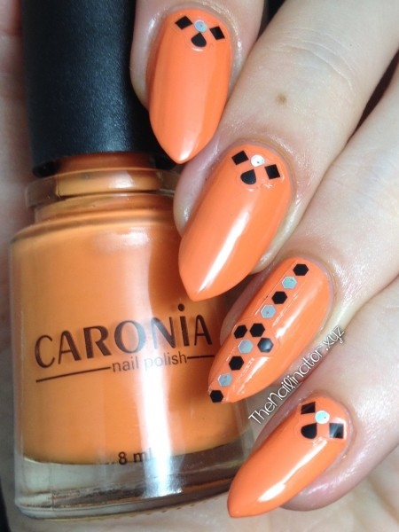 Caronia Sun Kissed with Stickers