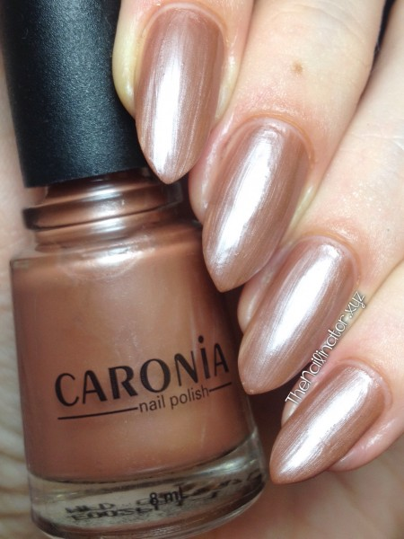 Caronia Rainbow Tan Swatch