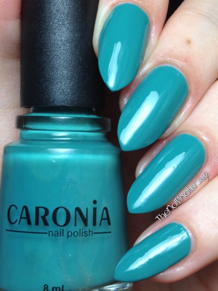 Caronia On-the-Go Swatch