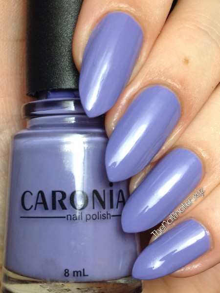 Caronia First Crush Swatch