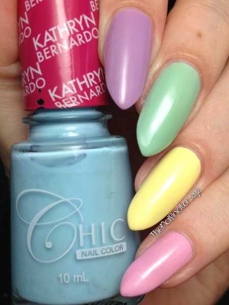 Chic Pastel Collection Skittles