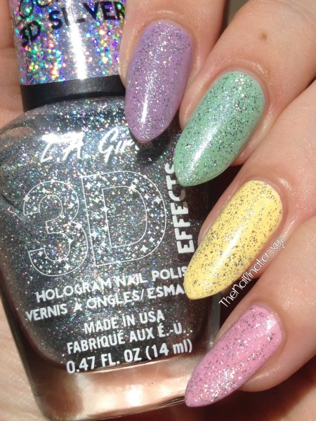 Chic Pastel Collection with holo