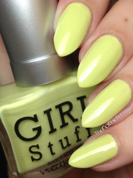 Girlstuff Topaz Horizon Swatch