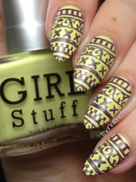 Girlstuff Topaz Horizon With Stamping Pueen 38
