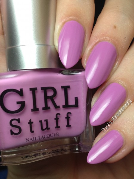 Girlstuff AskMeWhats Swatch