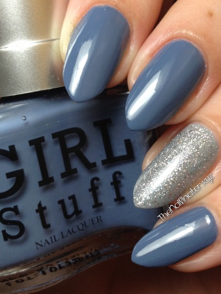 Girlstuff Diana with silver Accent nail
