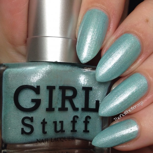 Girlstuff Utopia Swatch