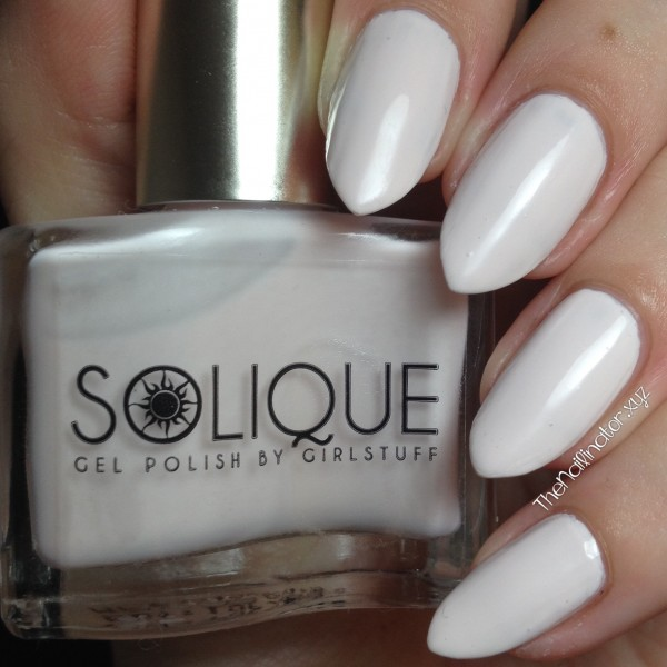 Solique - Hush Swatch