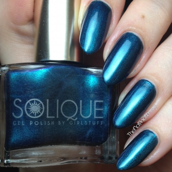 Solique Midnight Dreams Swatch