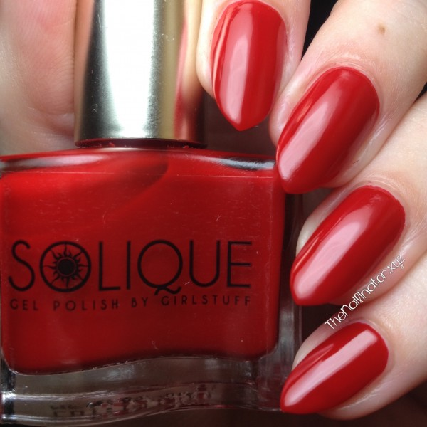 Solique Manila Girl Swatch