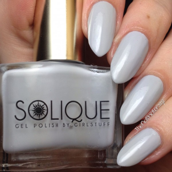 Solique Love Me Like You Do Swatch