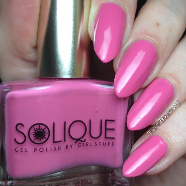 Solique Just A Fantasy Swatch