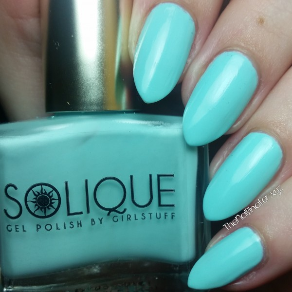 Solique Baby Blues  Swatch