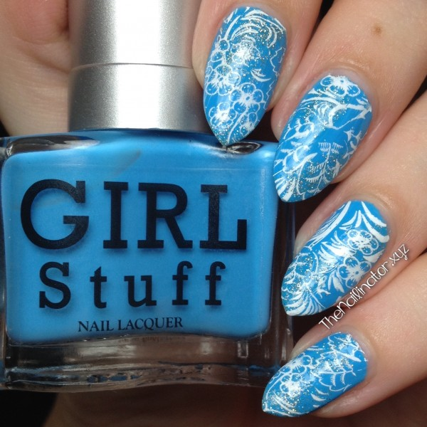 Girlstuff Chill with stamping