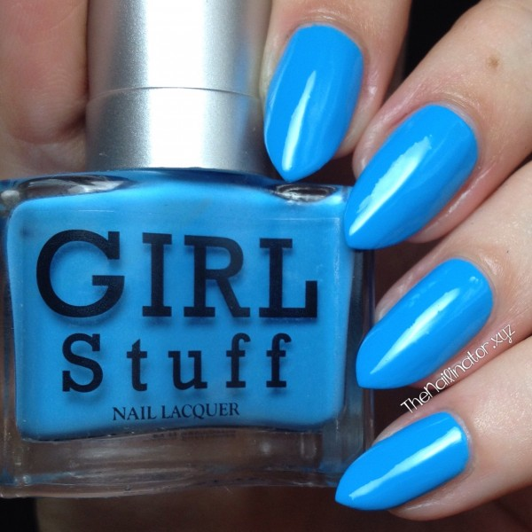 Girlstuff Rave Neon Chill Swatch