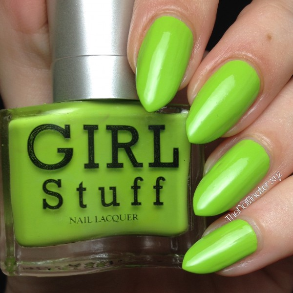 Girlstuff Rave Neon Lounge Swatch