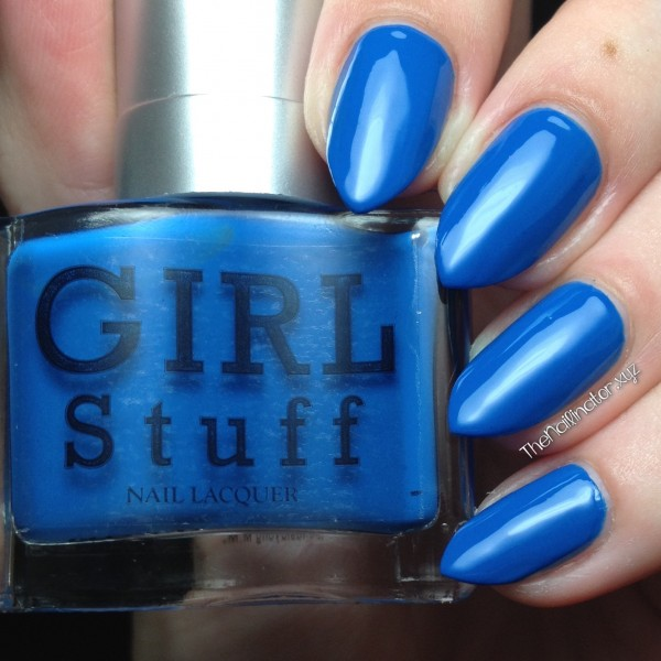 Girlstuff No Compromises Swatch